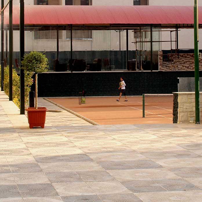 مجموعه تنیس