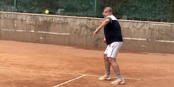 تنیس پیشکسوتان