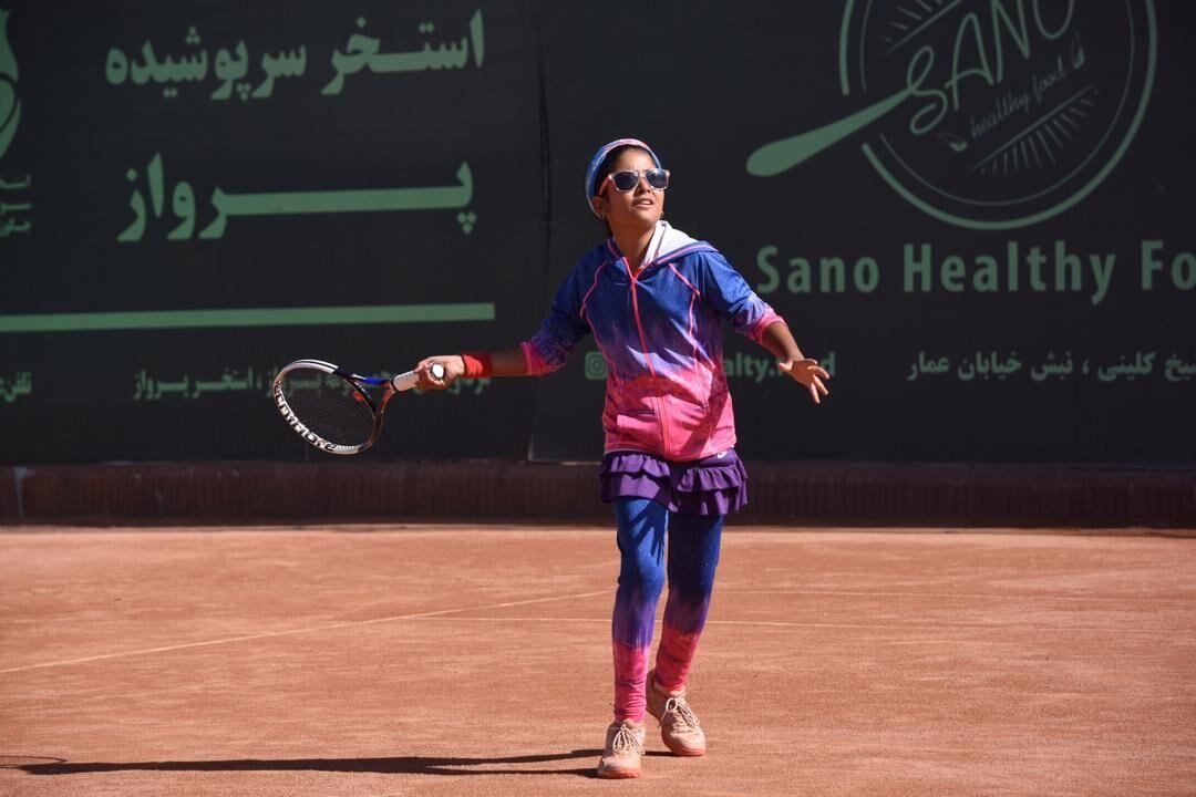 تنیس شیراز