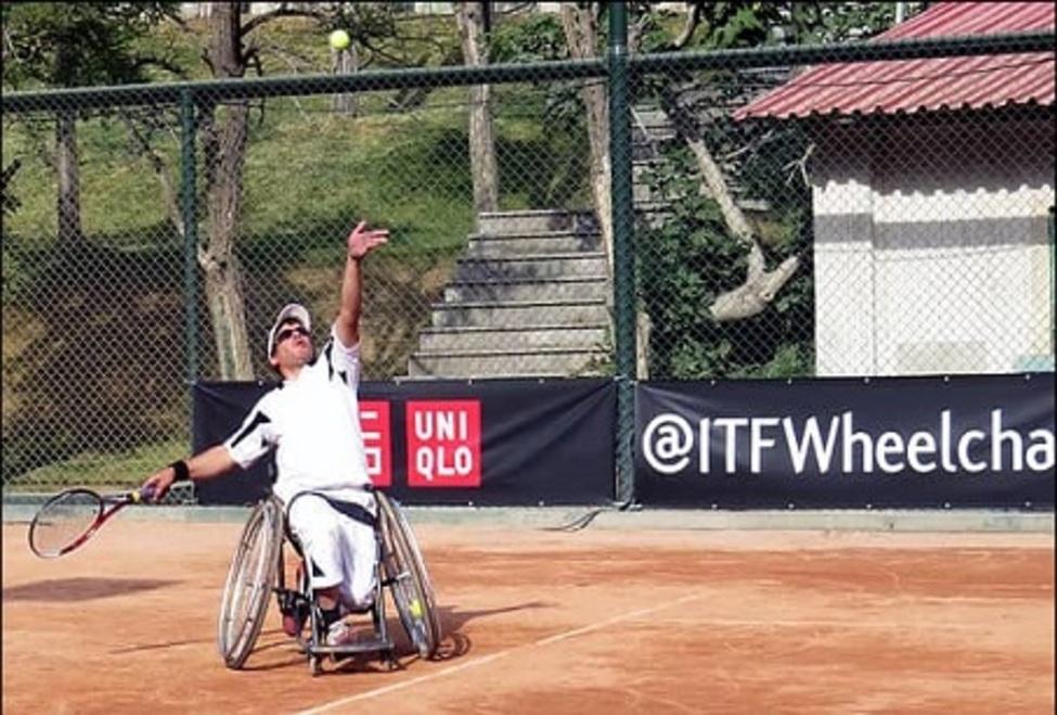 تنیس معلولین