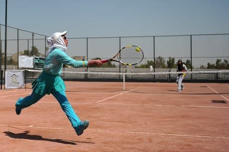 تنیس دختران